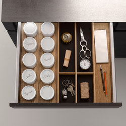 Q-Box | Organización cocina | Leicht Küchen AG