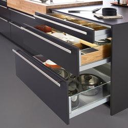 Zargensystem L3 | Kitchen organization | Leicht Küchen AG