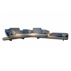 Segno Sofa | Lounge sofas | Reflex