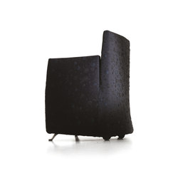 Aura armchair | Chairs | Baleri Italia by Hub Design