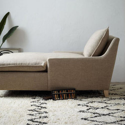 Bliss Down-Filled Chaise | Chaises longues | Distributed by Williams-Sonoma, Inc. TO THE TRADE