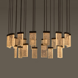 24 Grand Cru Chandelier | Lampadari | MASSIFCENTRAL