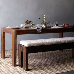 Boerum Dining Table - Cafe | Mesas comedor | Williams-Sonoma, Inc. TO THE TRADE