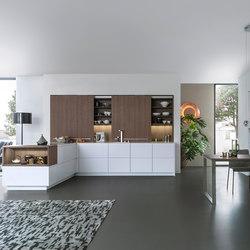 Pur-FS | Topos | Cucine a parete | Leicht Küchen AG