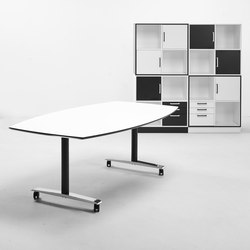 Quadro Conference Table | Objekttische | Cube Design