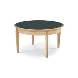 "Facelift 3 Evolve 34"" Round Coffee Table 