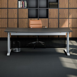 Quadro Sit/Stand Desk | Tavoli contract | Cube Design