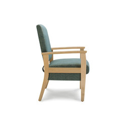 Facelift 3 Evolve Glider Chair | Poltrone | Trinity Furniture