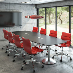 S10 Chair | Sedie conferenza | Cube Design