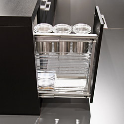 Kitchen Equipment | Kitchen organization | Leicht Küchen AG