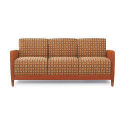Facelift 3 Evolve Three Place Sofa | Divani | Trinity Furniture