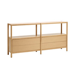 Cavetto CV90352S incl. Drawer | Sideboards / Kommoden | Karl Andersson