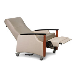 Facelift 3 Evolve Weight Activated Recliner, Trendelenburg Four Position | Poltrone | Trinity Furniture