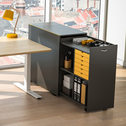 V Storage | Cabinets | Cube Design