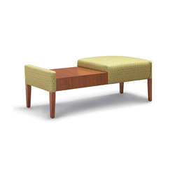 Facelift Bench Seating Two Seat Bench | Bancos para ancianos | Trinity Furniture
