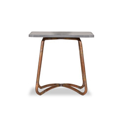 RIMINI Side Table | Tables hautes de jardin | Baxter