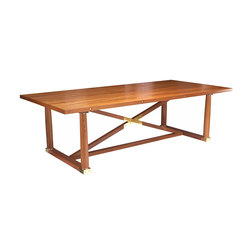 Carden Table | Mesas comedor | Richard Wrightman Design