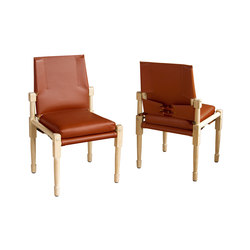 Chatwin Armless | Visitors chairs / Side chairs | Richard Wrightman Design