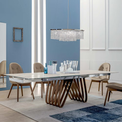 Arpa | Dining tables | Tonin Casa