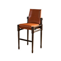 Chatwin Armless Bar Chair | Sgabelli bar | Richard Wrightman Design