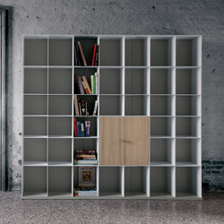 6mm 6M01 | Office shelving systems | Extendo