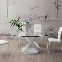 Capri | Dining tables | Tonin Casa