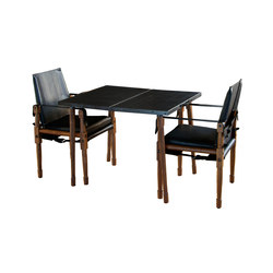 Collingswood Folding Table | Mesas comedor | Richard Wrightman Design