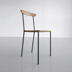 Danske DC01 | Restaurant chairs | Extendo