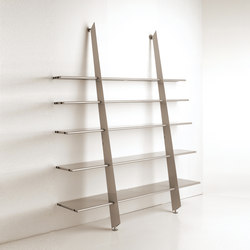 Mac Gee bookshelf | Shelving systems | Baleri Italia by Hub Design
