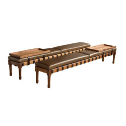 Jasper Bench | Panche | Richard Wrightman Design