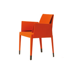 Marì chair | Besucherstühle | Baleri Italia by Hub Design