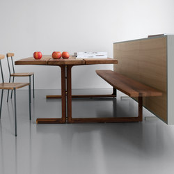 Hammer HA02 | Restaurant tables and benches | Extendo
