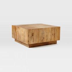 Plank Coffee Table   Tavolini da salotto   Williams-Sonoma, Inc. TO THE TRADE