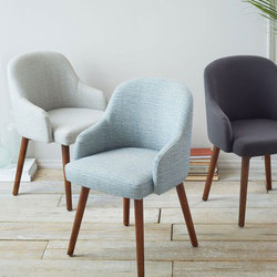 Saddle Dining Chairs | Stühle | Distributed by Williams-Sonoma, Inc. TO THE TRADE
