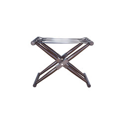 Matthiessen Luggage Rack | Wall shelves | Richard Wrightman Design