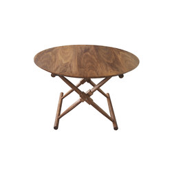 Matthiessen Round | Side tables | Richard Wrightman Design