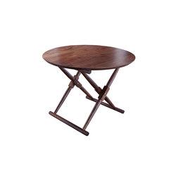 Matthiessen Round | Mesas auxiliares | Richard Wrightman Design
