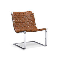 Brentwood Woven Leather Chair | Lounge chairs | Williams-Sonoma, Inc. TO THE TRADE