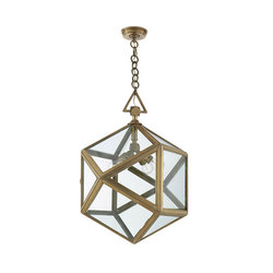 Geo Lantern | Iluminación general | Distributed by Williams-Sonoma, Inc. TO THE TRADE
