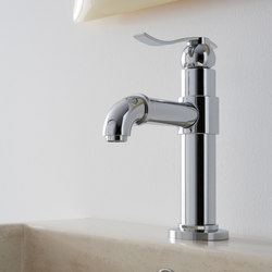 Bali - Single lever basin mixer | Wash basin taps | Graff