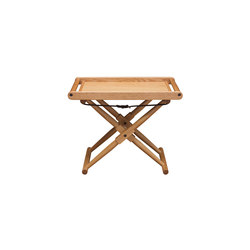 Matthiessen Tray Table | Side tables | Richard Wrightman Design