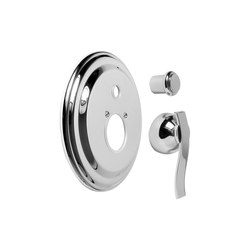 "Bali - Concealed shower mixer with diverter 1/2"" - exposed parts 