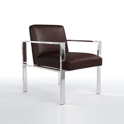 Mercer Dining Armchair | Poltrone lounge | Distributed by Williams-Sonoma, Inc. TO THE TRADE