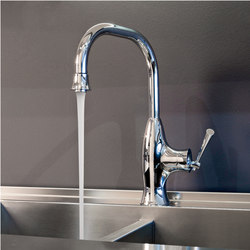 Bollero - Kitchen Mixer | Rubinetterie | Graff