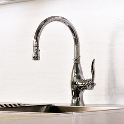Bollero - Kitchen Mixer | Kitchen taps | Graff