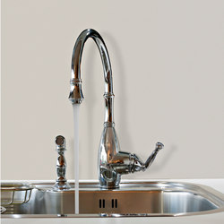 Duxbury - Kitchen Mixer | Kitchen taps | Graff