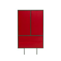 Cabinet | Cabinets | Baleri Italia by Hub Design