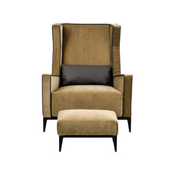 Goldfinger | Lounge chairs | Arketipo