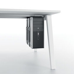 DV300-Accessories | Hanging CPU holder | Table equipment | DVO