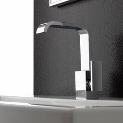 Immersion - Single lever basin mixer | Wash basin taps | Graff